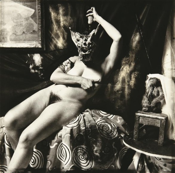 Amour, New Mexico, 1987 © Joel Peter Witkin