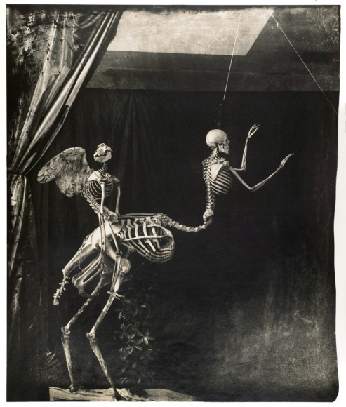 Cupid and Centaur in the Museum of Love, 1992 © Joel Peter Witkin