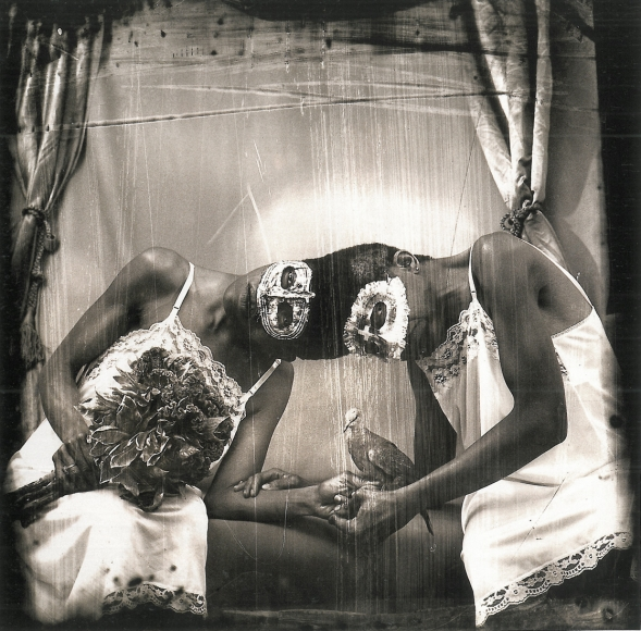 Siamese twins, New Mexico, 1988 © Joel Peter Witkin