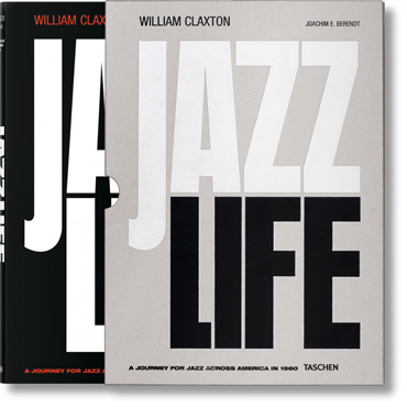 William Claxton. Jazzlife