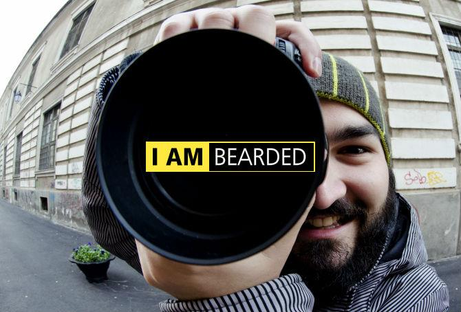 I AM Bearded