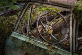 Rusting Car Wheel | ©Alberto Ghizzi Panizza | AF-S VR Micro NIKKOR 105mm f/2.8G IF-ED