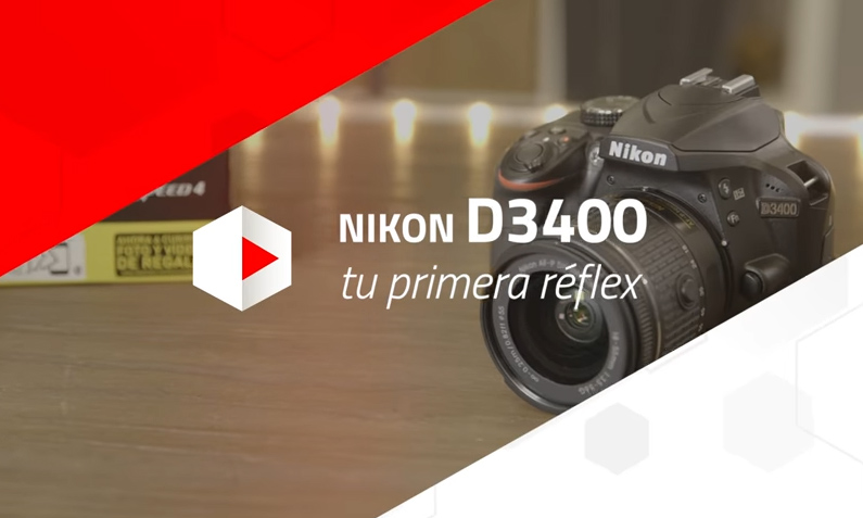 Review Nikon D3400 MediaMarkt