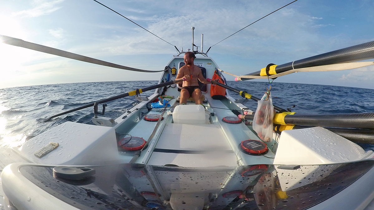 The last of the Java Sea | Grant 'Axe' Rawlinson | Rowing from Home to Home | Bawean a Bali