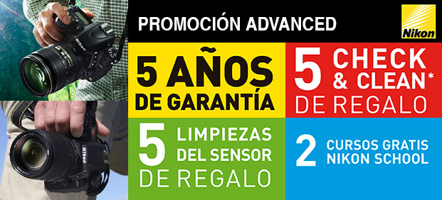 Promoción Advanced Nikonistas