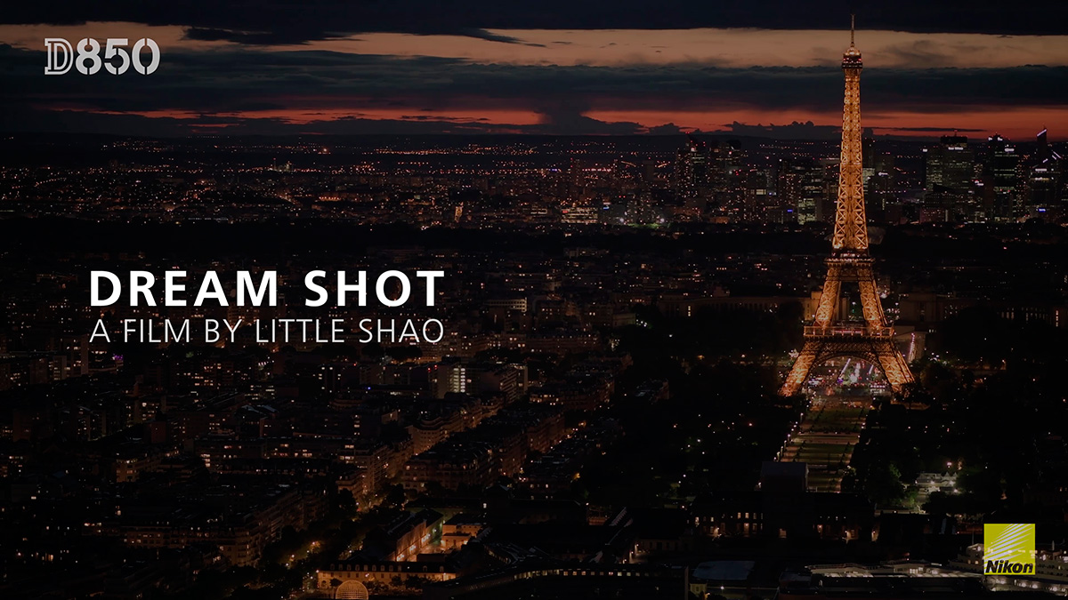 Nikon D850: Dream Shot – una película de Little Shao