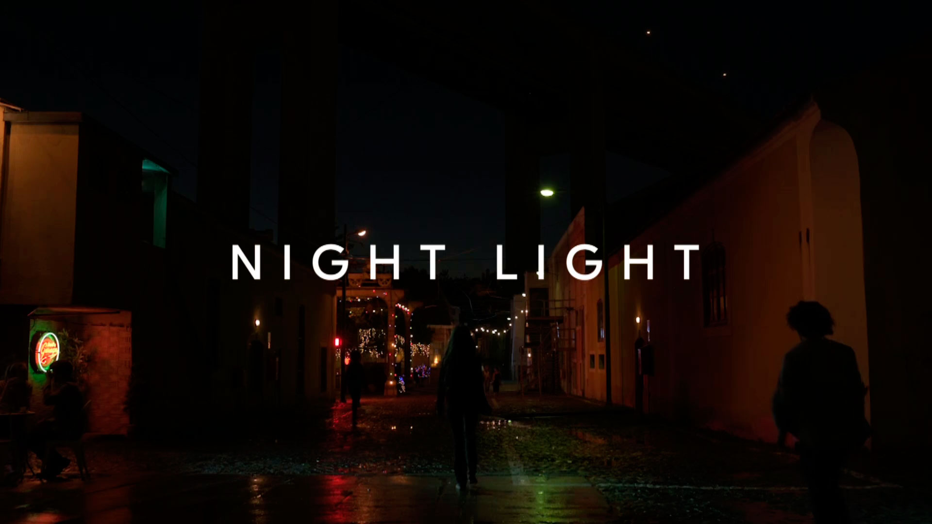 Night Light: Nikon Z 7 with Jamari Lior