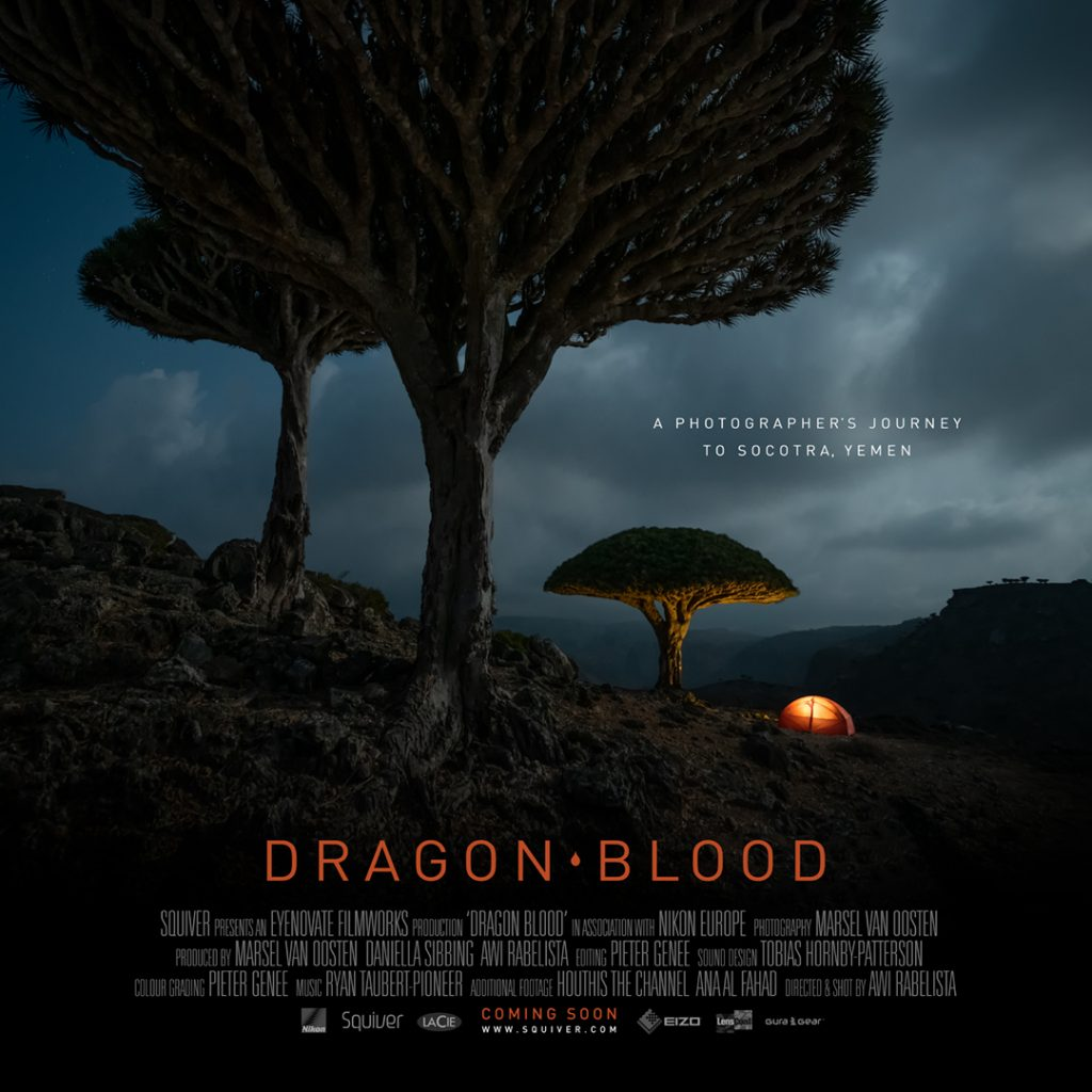 El documental - Dragon Blood - fue filmado completamente en la Nikon Z 6