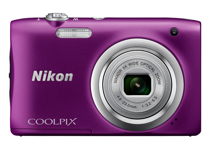 Nikon COOLPIX A100 - Purpura