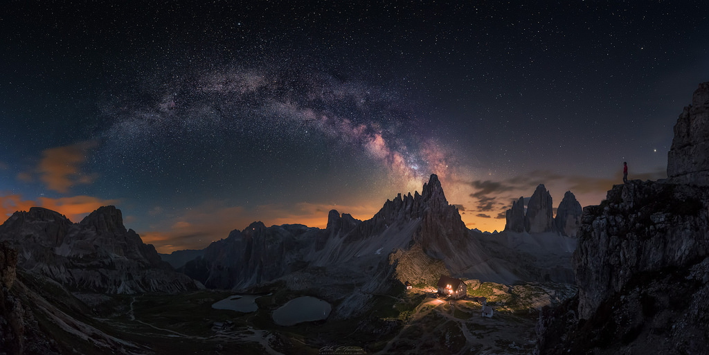 Guardian of Tre Cime | ©DarkRigel