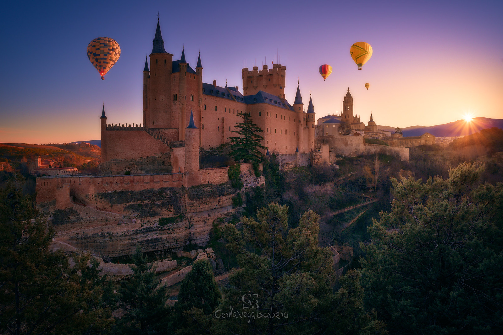 The Magic Castle (Alcázar de Segovia) | ©Gorka Vega Creative