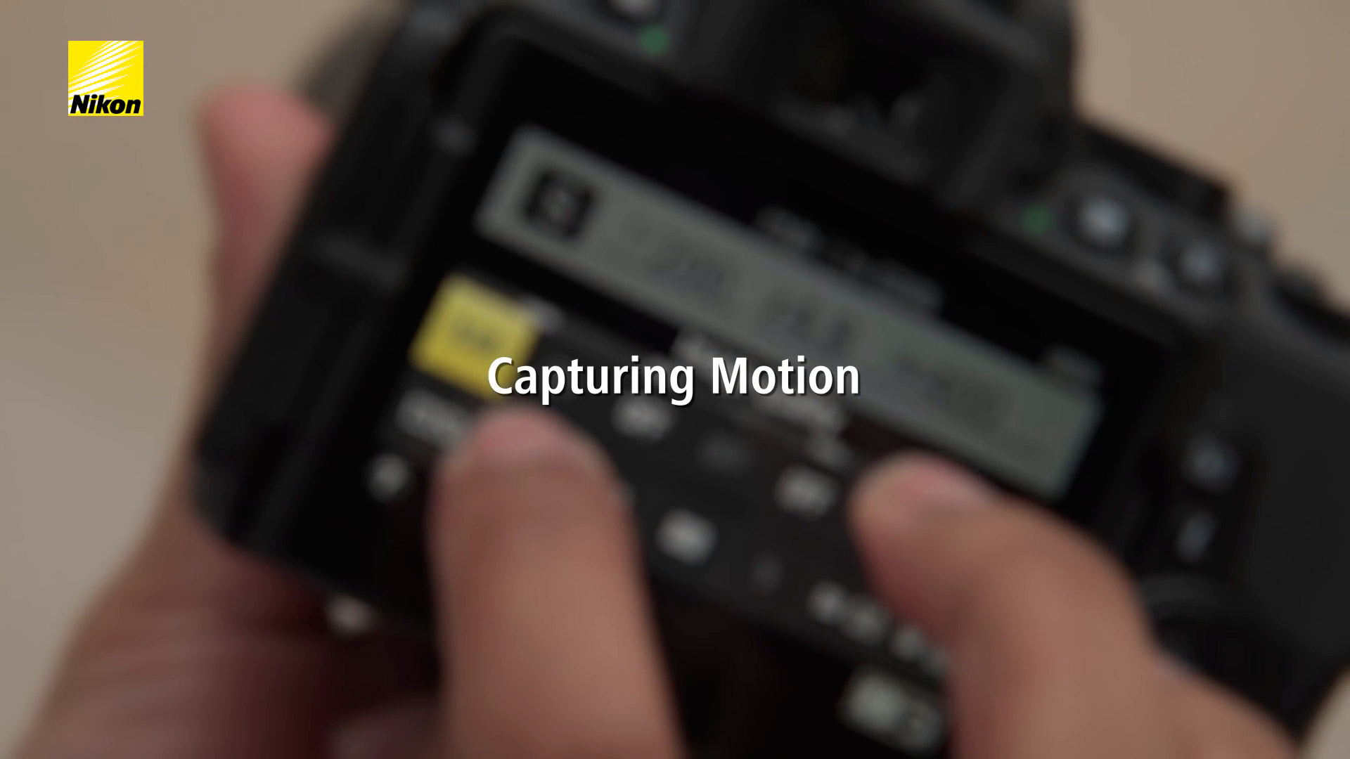 Nikon Unveiled | Capturando movimiento