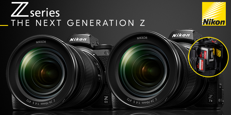 Nikon Z 7II y Z 6II | The next Chapter