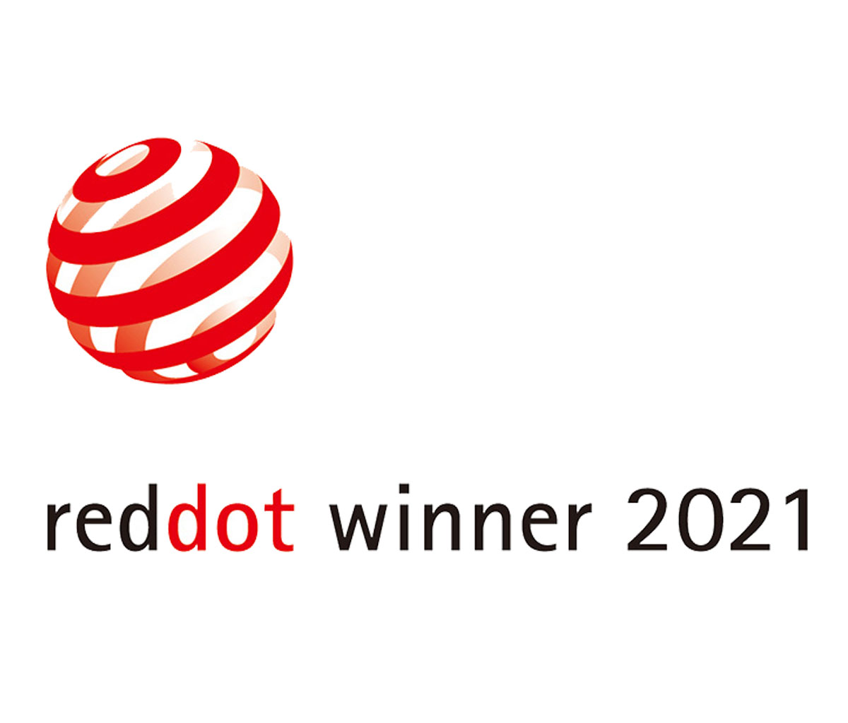 """Red Dot Award: Product Design 2021"""